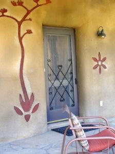 Agave Suite Door