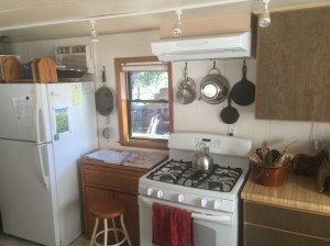Cook Shack Interior