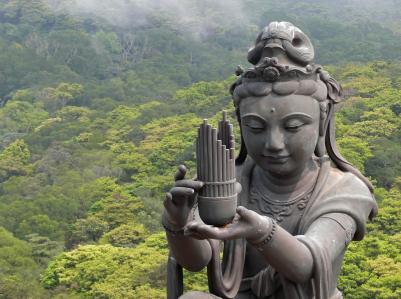 Female-Buddha