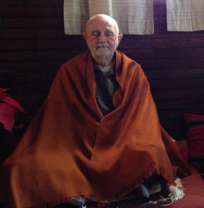 Culadasa meditating