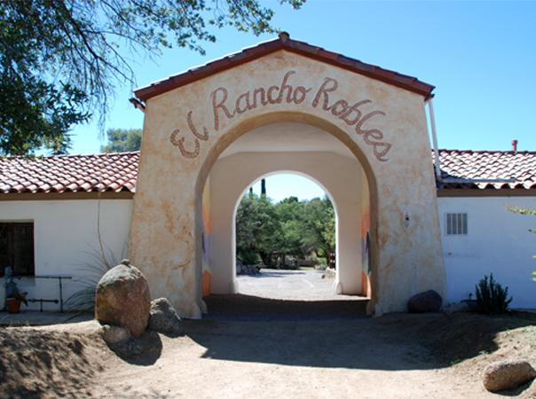 Dharma Treasure Retreat at El Rancho Robles