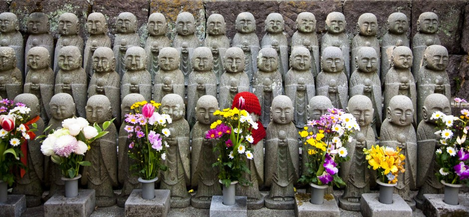 hase-shrine-kamakura-buddhas
